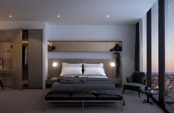 Yarra One 3 bed + 2 bath + 2 carpark  Melbourne